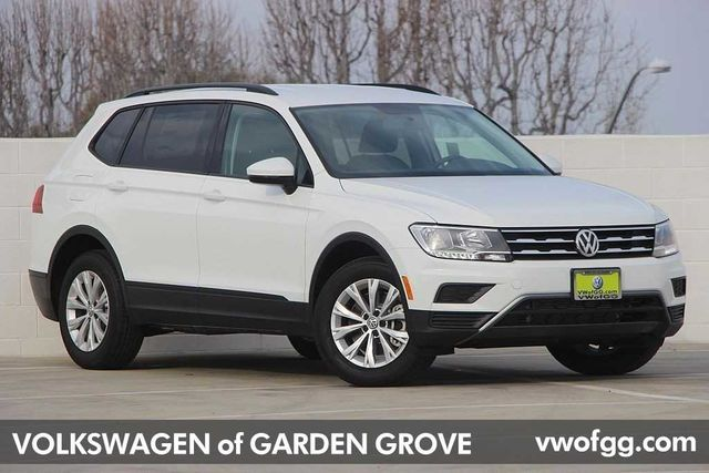 New 2019 Volkswagen Tiguan 2 0t S Suv For Sale Km041123