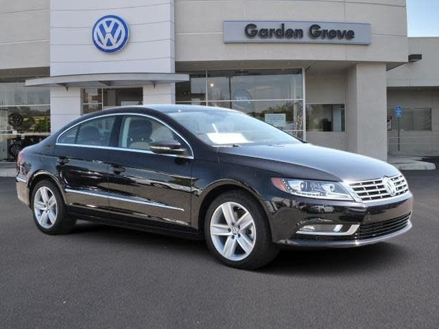 New 2017 Volkswagen Cc Sport Coupe For He501528