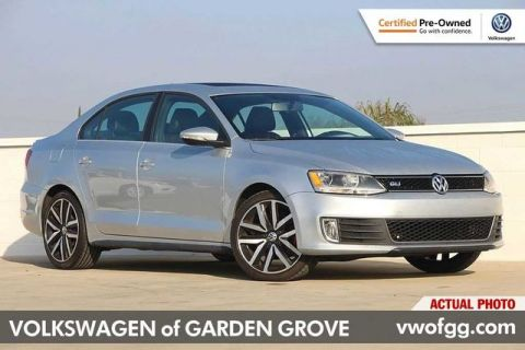 Certified Pre-Owned 2014 Volkswagen Jetta GLI 4D Sedan
