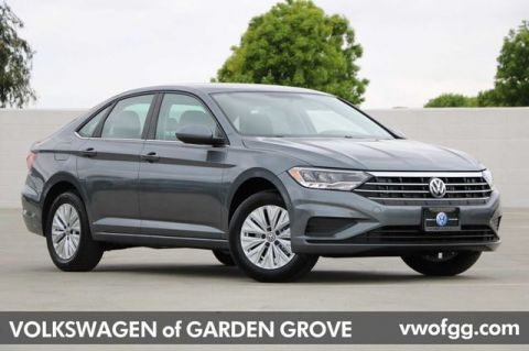 New 2019 Volkswagen Jetta 1.4T S 4D Sedan